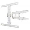 Кронштейн Hama H-108759 (37-70'', до 35 кг, наклон, поворот), белый, купить за 4 730руб.