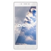 Смартфон Digma Vox S502 3G, белый/серебристый, купить за 5 075руб.