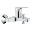 Смеситель для ванны Grohe BauFlow 32811000, хром, купить за 4 180руб.