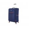 Чемодан Wenger Arosa ,750x750D добби, 40x24x70 см, 48 л, синий, купить за 5 550руб.