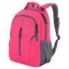 Рюкзак городской Wenger 3020804408-2 (32x15x45 см, 22 л), розовый/серый, купить за 3 380руб.
