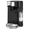 Кофемашина Endever Costa-1070, черная, купить за 5 420руб.