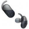 Sony WF-SP700N, черные, купить за 10 975руб.