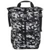 Рюкзак городской для ноутбука Hama Roll-Top 15.6 grey/camouflage, купить за 2690руб.