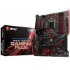 Материнскую плату MSI MPG Z390 Gaming Plus (LGA1151 Z390 DDR4 ATX SATA3  LAN-Gbt USB3.1 DVI/HDMI), купить за 10 330руб.