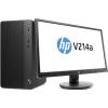 Фирменный компьютер HP Bundle 290 G2 + HP Monitor (4YV40EA) черный, купить за 39 545руб.