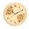 Часы интерьерные Вега Бежевые Цветы арабские (П 1-14/7-52) настенные, купить за 435руб.