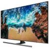 Телевизор Samsung UE49NU8070U, черный, купить за 66 960руб.