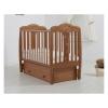 Детская кроватка Гандылян К-2006-2м Мишель маятник универс.Вишня, купить за 22 575руб.