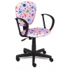 Компьютерное кресло TetChair CH 413 Динозаврики на розовом, купить за 2 690руб.