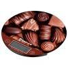 Кухонные весы Sakura SA-6076C шоколад (8 кг), купить за 650руб.