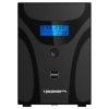 Источник бесперебойного питания Ippon Smart Power Pro II 2200 (1200 Вт, 2200 ВА, розетки 4+2), черный, купить за 12 455руб.