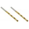 Сверло Hammer Flex 202-105 DR MT 3,0мм*61/33мм металл, DIN338, HSS-G, TIN, 2шт., купить за 100руб.