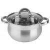 Кастрюля Appetite Elisa JL03453, 4,5 л  с крышкой, купить за 1 080руб.