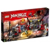 Конструктор Lego Ninjago Штаб-квартира Сынов Гармадона (70640), купить за 2 990руб.