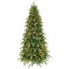 Новогоднюю елку Triumph Tree Шервуд Премиум Cтройная 230 см 288 ламп, Зеленая 73149, купить за 37 590руб.