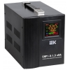Стабилизатор напряжения IEK Home СНР1-0-1.5 кВА (релейный), купить за 3 015руб.