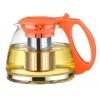 Чайник заварочный Tima Годжи (1300мл) оранжевый, купить за 920руб.