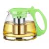 Чайник заварочный Tima А083GR-13 (1300мл) Годжи, салатовый, купить за 920руб.