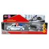 Игрушки для мальчиков Технопарк Эвакуатор ДПС с машинкой (CT1241W) 1:43, купить за 835руб.
