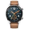 Huawei Watch GT Steel Hybrid Strap (FTN-B19), серые/коричневые, купить за 12 320руб.
