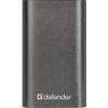 Аккумулятор универсальный Defender Lavita 4000B, USB, 4000 mAh, 2.1A (83614), купить за 700руб.