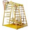 Спортивный комплекс Вертикаль Веселый малыш Wood (горка фанерная), купить за 16 070руб.