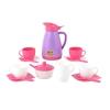 Игрушки для девочек Полесье Набор детской посуды Алиса на 4 персоны Pretty Pink, купить за 300руб.