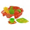 Игрушки для девочек Полесье Набор детской посуды Алиса с сушилкой на 4 персоны, купить за 310руб.
