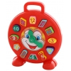 Товар для детей Часы Полесье Клоун (в сеточке), купить за 235руб.