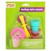 Товар для детского творчества Набор для лепки Color Puppy Стаканчик мороженого (637009), купить за 195руб.
