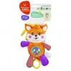 Игрушку для малыша подвеска-погремушка Жирафики Лисёнок 939530 (с зеркальцем), купить за 260руб.