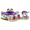 Конструктор LEGO Friends 41336 Арт-кафе Эммы (для девочки), купить за 2 240руб.