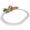 Конструктор Голубая стрела Железная дорога 87197 Городской вокзал, купить за 2775руб.