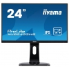 Монитор Iiyama XUB2493HS-B1, черный, купить за 10 910руб.
