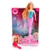 Куклу Карапуз София русалка с гнущимся хвостом, 99082-S-AN 29 см, купить за 330руб.