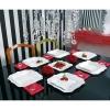Столовый сервиз Набор Luminarc Authentic White 19 предметов (E6197), купить за 3 710руб.