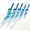 Набор ножей MAYER&BOCH 20720 (6 пр) с подставкой, купить за 1 385руб.