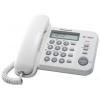 Panasonic KX-TS2356RUW Белый, купить за 1 490руб.