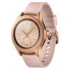 Умные часы Samsung Watch 42мм SM-R810, розовое золото, купить за 18 950руб.