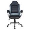 Компьютерное кресло Бюрократ CH-825S/Black Grey, купить за 7 890руб.