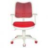 Кресло офисное Бюрократ CH-W797/R/TW-97N красное, купить за 4 690руб.