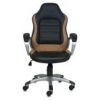 Компьютерное кресло Бюрократ CH-825S/Black Beige/Silver, купить за 7 890руб.