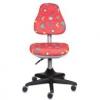 Компьютерное кресло Бюрократ KD-2/R/LB-Red, купить за 10 290руб.