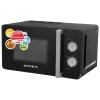 Микроволновая печь Supra MWS-2103MB, черная, купить за 3 930руб.