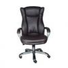 Компьютерное кресло Бюрократ CH-879DG/Coffee Dark brown, купить за 9 990руб.
