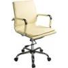 Компьютерное кресло Бюрократ CH-993-Low/Ivory, купить за 9 790руб.