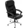 Компьютерное кресло Бюрократ T-9908AXSN-AB, чёрное, купить за 14 990руб.