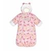 Конверт для новорожденного Kisu W18-00101 (р.62) розовый, купить за 2 670руб.