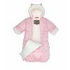 Конверт для новорожденного Kisu W18-00101 (р.62), розовый, купить за 2 670руб.